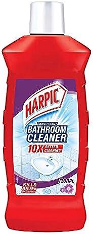 Harpic Bathroom Cleaner, Floral - 1 L