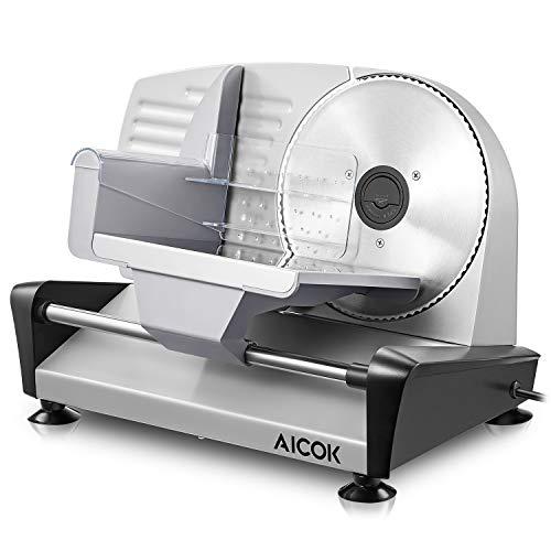 Aicok Allesschneider Premium-Gerät mit 150 W
