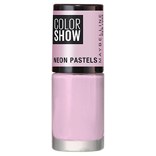 Maybelline Colorshow Neon Pastell 485lila Schimmer.