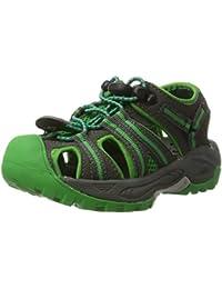 CMP Unisex Kids' Aquarii Hiking Sandals, Blue
