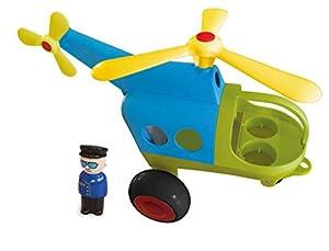 VIKINGTOYS Viking Toys 74-7812-72 - Helicóptero Gigante, Multicolor