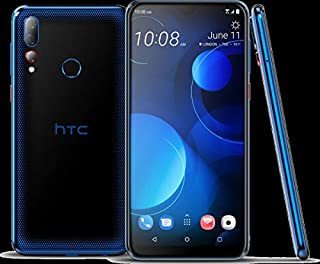 HTC Desire 19+ Smartphone (15,8 cm (6,22 Zoll) IPS Display, Triple Hauptkamera, 64 GB Speicher und 4 GB RAM, Dual-SIM, Android 9.0) Starry Blue (B07SBHYJF3) | Amazon price tracker / tracking, Amazon price history charts, Amazon price watches, Amazon price drop alerts