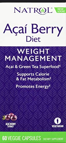 Natrol Acai Berry Diet (60) Standard, 30 g