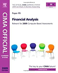 Cima Official Learning System Financial (CIMA Official Learning System) (CIMA Managerial Level 2008)