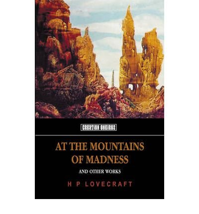 At the Mountains of Madness (Tomb of Lovecraft) (Paperback) - Common