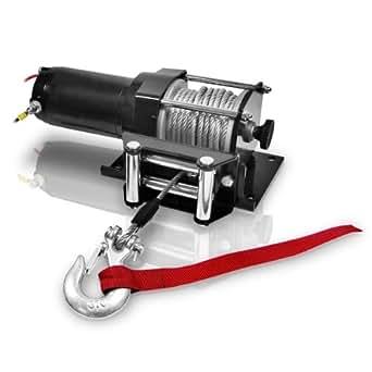 Berlan Elektro Seilwinde BESW3000 - 12 Volt / 1360 kg