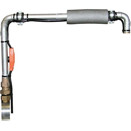 Frostschutz-Heizleitung 8m mit Thermostat