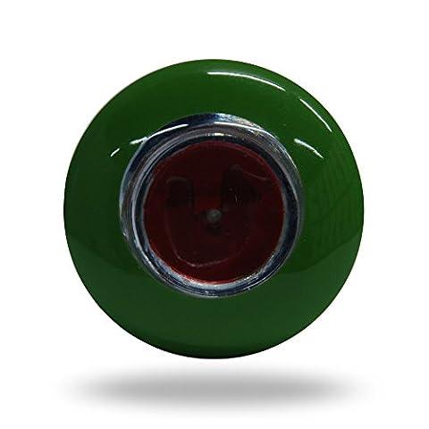 Acryl Iris klein grün Knauf Küche Schrank Tür Knöpfe Home Decor Schublade Pull & Griff für Schrank Schrank Kommode trinca-ferro