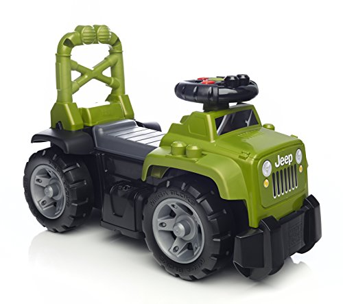 Mega Bloks Mega Bloks Inc Mega Bloks Ride Ons Jeep Ride On
