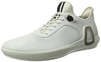 Ecco Men's Ecco Intrinsic 3 Low-Top Sneakers white Size: 5