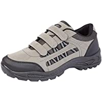 Mens DEK ASCEND Triple touch fastening Trek & trail Shoe