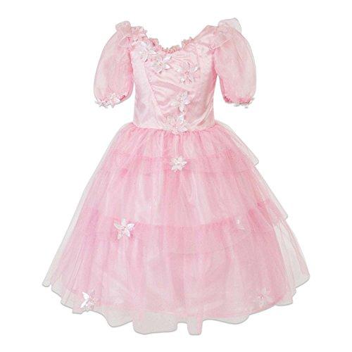 Prinzessin Rosanna Kleid - Prinzessin Kostüm Mädchen (3-8 -