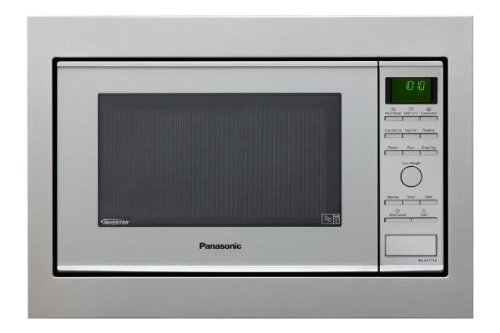 Panasonic NN-TKF71SFP Kit de encastre para microondas Panasonic de 27 L acero...