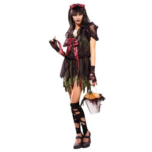Rubie's Costume Carnevale Halloween Travestimento Strega Fascinosa - orrore sexy donna