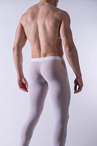 MANstore - Leggings sportivi -  uomo Bianco