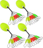 Storfisk fishing & more Schnurstopper Fadenstopper Mehreren Größen oder als Set, Größe:Set