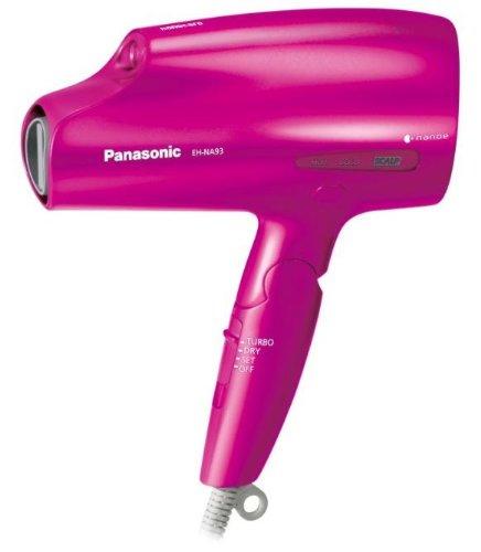 Panasonic Nano-e Hair Care Dryer EH-NA93-P Pink | AC100V 50/60Hz (Japan Model) (japan import) (Panasonic Nanoe)