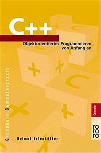 C++: Objektorientiertes Programmieren von Anfang an (Template-programmierung C)