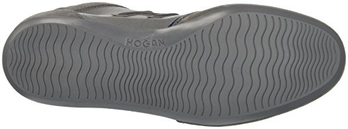 Hogan Hxm05201682d85690o, Sneakers basses homme Multicolore (Fumo/Piombo/Bal)