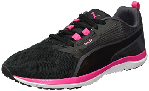 pumapulse-flex-xt-ft-scarpe-sportive-outdoor-donna-nero-noir-black-periscope-sharp-green-36