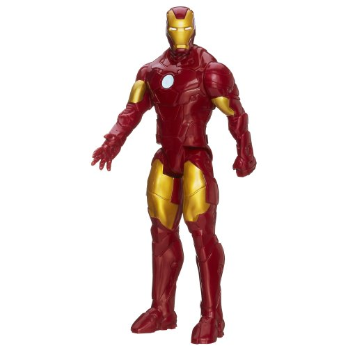 Marvel Avengers Series Assemble Titan Hero Iron Man 12