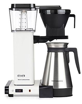 Moccamaster KBGT 741 -UK Plug Filter Coffee Machine