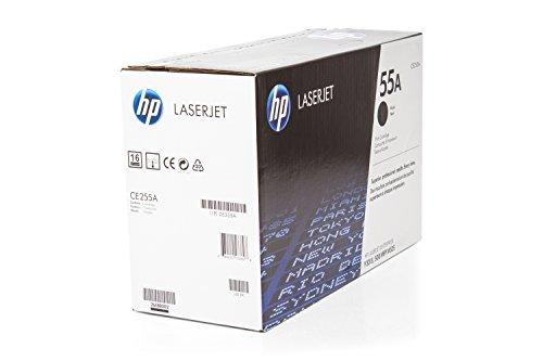 Preisvergleich Produktbild Original Toner passend für HP LaserJet P 3010 Series HP 55A CE255A - 1x Premium Drucker-Kartusche - 6.000 Seiten