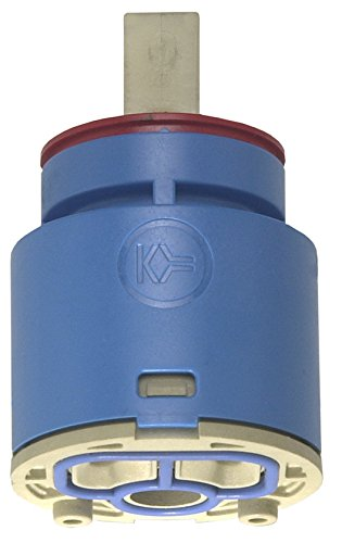 Cornat - Kartusche mit Temperaturbegrenzer, Mengenbegrenzer, Ø 40 mm