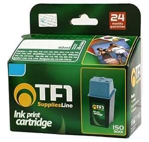 Cartouche encre E-424 pour Epson T042440 Jaune 17 ml,