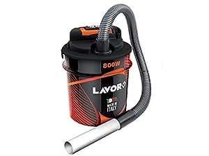 Lavorwash SPA 82892 Aspiraceneri con Filtro Ashley 1.2, Rosso/Nero