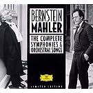 Mahler : Int�grale des Symphonies et des Lieder avec orchestre (Coffret 16 CD)