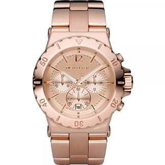 Michael Kors Mk5314 – Reloj de mujer de cuarzo, correa de acero inoxidable color oro