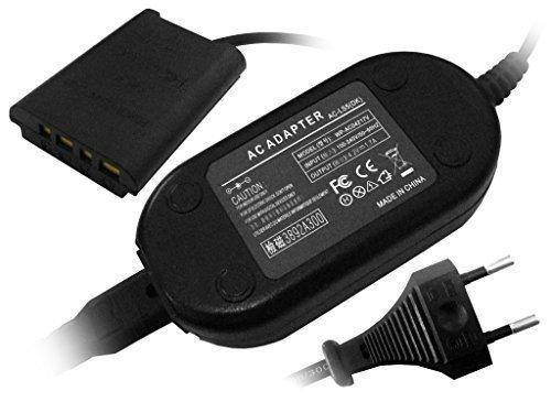 troy Netzteil Adapter für Sony Cybershot DSC RX1 RX100 HX50 HX300 AC-LS5 DK-X1 Ac-ls5 Ac-adapter