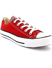 Converse  Converse Sneakers Chuck Taylor All Star M5039,  Unisex Erwachsene Sneakers , - Fire Brick - Größe: 50.5 EU