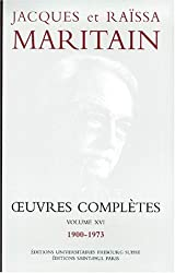 Oeuvres complètes, tome 16