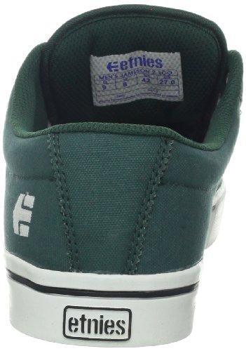 Etnies JAMESON 2 ECO Herren Sneaker Grün (DARK GREEN 316)