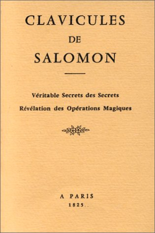 LES SALOMON DE TÉLÉCHARGER CLAVICULES