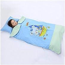 Saco de dormir Xiuyun bebé Primavera y otoño Edredón antipatido para bebé Edredón Infantil (Color