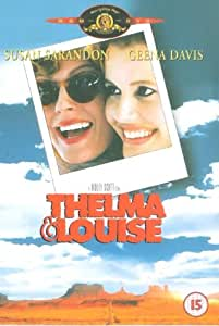 Thelma And Louise [DVD] [1991]