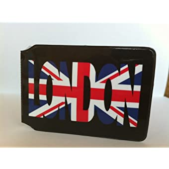 Union Jack London Oyster Card Halter