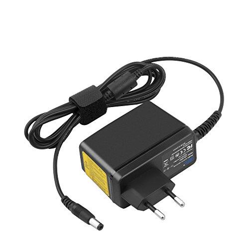 KFD Ladekabel 18V 1A Netzteil Ladegerät für Logitech Squeezebox WLAN-Radio 993-000385 534-000245 PSAA18R-180 X-R0001 Wi-Fi Internet Radio 930-000097 930-000101 930-000129 830-000080 830-000070