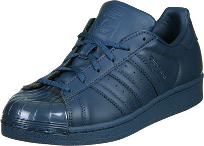 adidas Superstar Blau