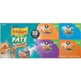 Purina Friskies Wet Cat Food, Classic Pate Poultry Favorites Variety Pack, 5.5 oz Cans,... Give Your Precious Pet a Nice Treat by Purina Friskies