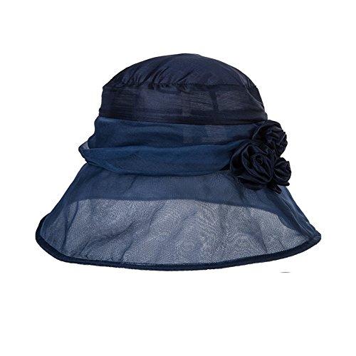 Chapeaux de mode de dames/Pliage chapeau outdoor/ Mer chapeau de soleil B