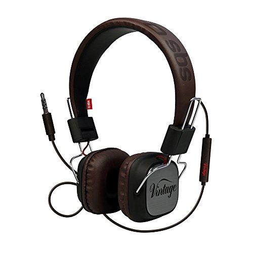 Sbs teheadphonedjhqk vintage stereo headset