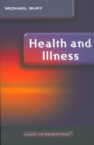 Health and Illness (Polity Short Introductions)