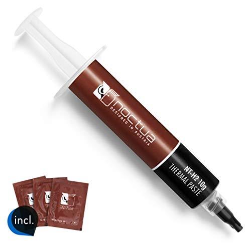 Noctua NT-H2 10g, Thermopaste incl. 10 Reinigungstücher (10g)