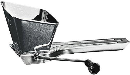 Moulinex A45504 Rallador Y Cortador Manual, Acero Inoxidable, Plateado, 1 Unidad