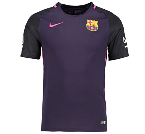 Auswärtstrikot FC Barcelona 2016/2017 - Offizielles Trikot Nike, Größe XL Guardiola 4