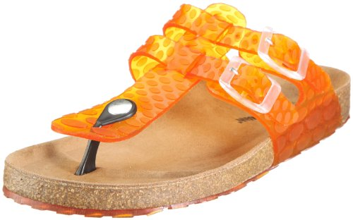 Dr. Brinkmann 700518 700518 Damen Clogs & Pantoletten Orange/Orange